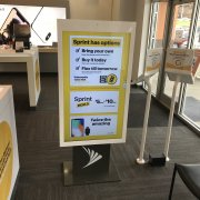 Sprint: Infrared Interactive Touch Solution