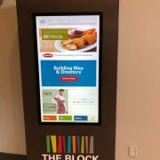 The Block Northway Interactive Touch Directory
