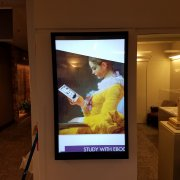 Emory Library: Infrared Interactive Touch Solution