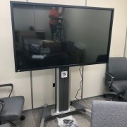 Kisiel & Associates: LG 65SM5KC With Infrared Touch Overlay