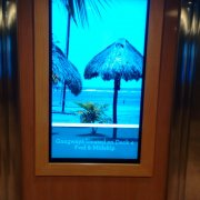 Carnival Cruise Lines: LG Display With Projected Capacitive Touch Solution