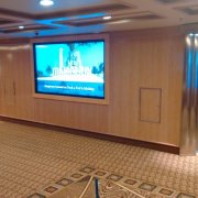 Carnival Cruise Lines: LG Display With Projected Capacitive Touch Solution 1