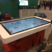 DSE 2017 3M Booth: Projected Capacitive Touch Table