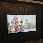 Four Winds Interactive Booth: Infrared Touch Overlay