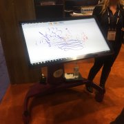 InfoComm 2017: Tap-It! Projected Capacitive Touch Kiosk