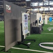 LG Tech Tour at AT&T Stadium