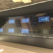 Av-Tech EY 4W x 2H Infrared Touch Video Wall