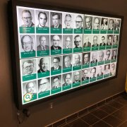 Wayne State Interactive Video Wall